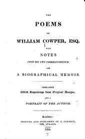 Poems of William Cowper, Esq