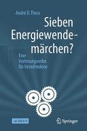 Sieben Energiewendem  rchen  PDF