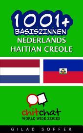 1001+ Basiszinnen Nederlands - Haitian Creole