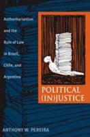 Political  In Justice PDF