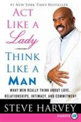 Act Like a Lady  Think Like a Man LP