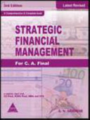 Strategic Financial Management For C A  Final  3 E  Nov 09 New Syllabus Paper Solved  PDF