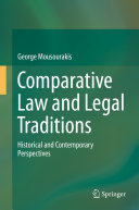 Comparative Law and Legal Traditions