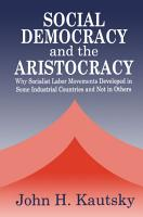 Social Democracy and the Aristocracy PDF