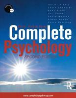Complete Psychology PDF