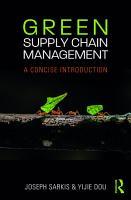Green Supply Chain Management PDF