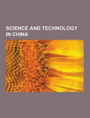 Science and Technology in China PDF