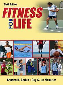 Fitness for Life  6E Book