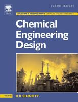 Chemical Engineering Design PDF