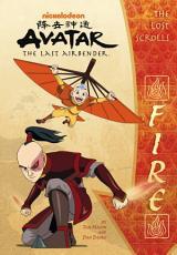 The Lost Scrolls  Fire  Avatar  The Last Airbender  PDF
