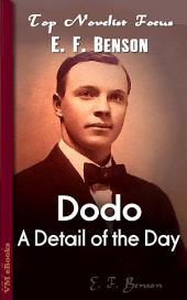 Dodo, A Detail of the Day: Top Novelist Focus