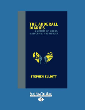 The Adderall Diaries PDF