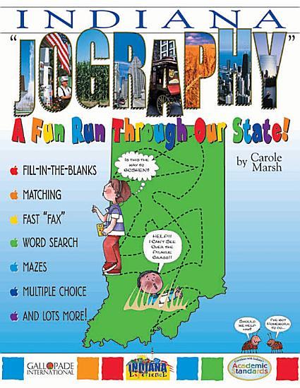 Indiana  Jography   A Fun Run Through Our State  PDF