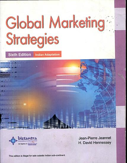 Global Marketing Strategies  6Th Ed   PDF