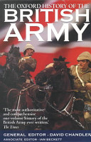 The Oxford History of the British Army PDF