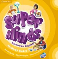 Super Minds American English Level 5 Student s Book with DVD ROM PDF