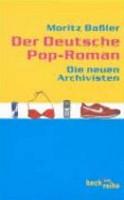 Der Deutsche Pop Roman PDF