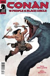 Conan and the People of the Black Circle #3