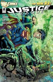 Justice League (2011- ) #2