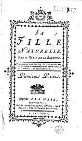 La Fille naturelle. Par M. Rétif de-la-Bretone...