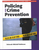 Policing and Crime Prevention PDF