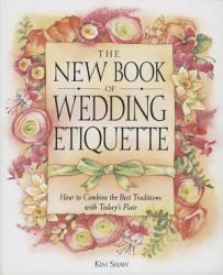 The New Book of Wedding Etiquette PDF