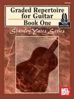 Graded Repertoire for Guitar  Book One PDF