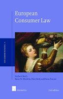 European Consumer Law (Paperback)