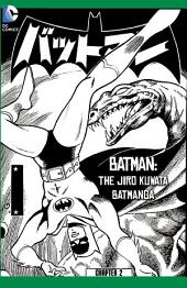 Batman: The Jiro Kuwata Batmanga (2014-) #36