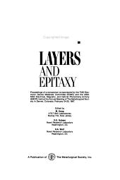 Metallic Multi-layers and Epitaxy