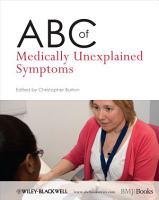 ABC of Medically Unexplained Symptoms PDF