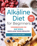 Alkaline Diet for Beginners Book