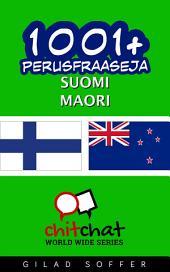 1001+ perusfraaseja suomi - maori