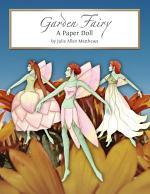 Garden Fairy Paper Doll