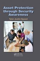 Asset Protection through Security Awareness PDF
