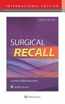 Surgical Recall  International Edition