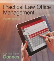 Practical Law Office Management PDF