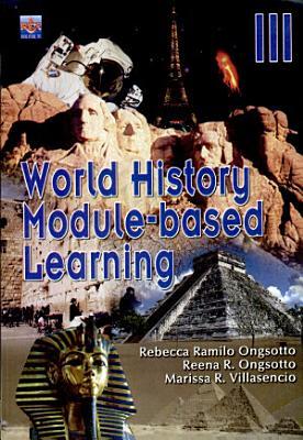 World History Module based Learning Iii  2002 Ed PDF