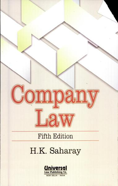 Download Company law Book