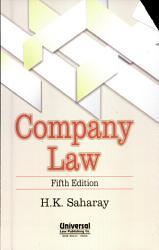 Company Law Book PDF