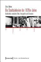 Die Stadtsinfonien der 1920er Jahre PDF