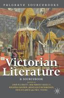 Victorian Literature PDF