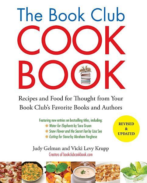 Download The Book Club Cookbook Book