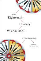 The Eighteenth Century Wyandot PDF
