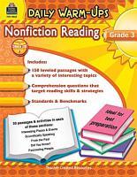 Nonfiction Reading  Grade 3 PDF