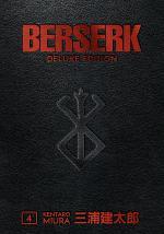 Berserk Deluxe Volume 4