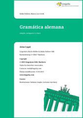 Gramática alemana: simple, compacto y claro