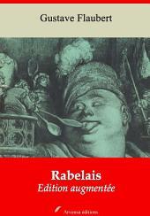 Rabelais: Nouvelle édition augmentée