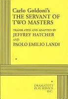 Carlo Goldoni s The Servant of Two Masters PDF