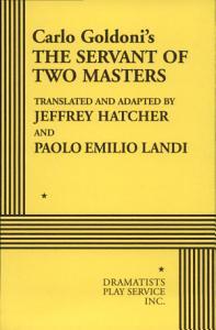Carlo Goldoni s The Servant of Two Masters PDF